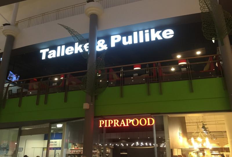 Talleke&Pullike